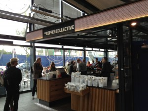 The Coffee Collective i Torvehallerne