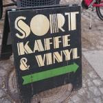 Sort Kaffe & vinyl Skydebanegade 4, 1709 København