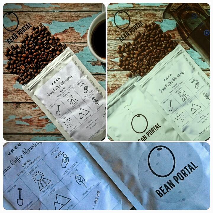 Jacu Coffee Roasters i marts måneds box fra Bean Portal