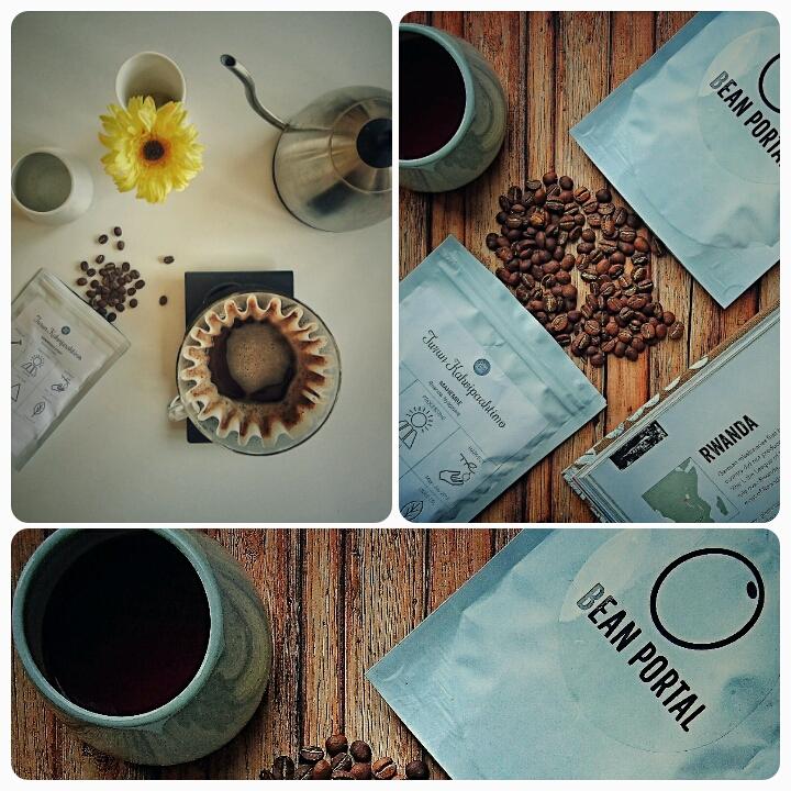 Bean Portal kaffe boks i april 2016. Finske Turun Kakvipaahtimo