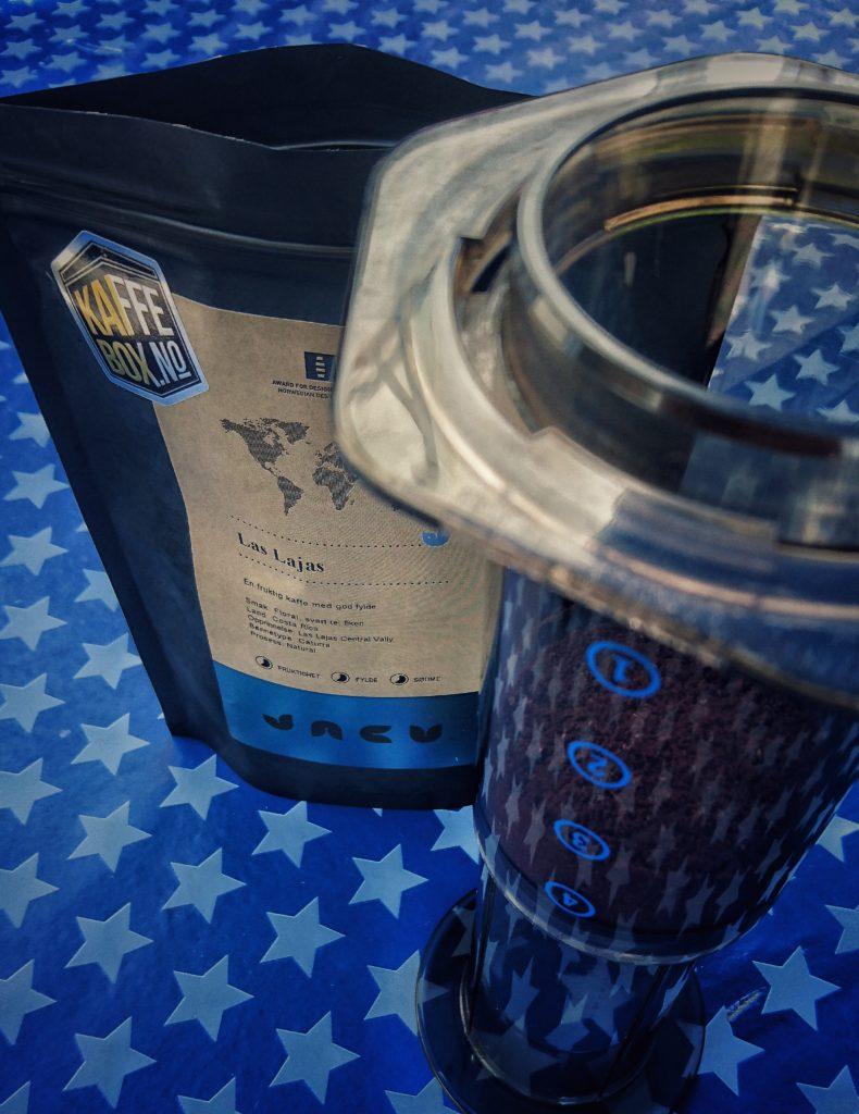 Las Lajas, Costa Rica fra Jacu Coffee Roasters