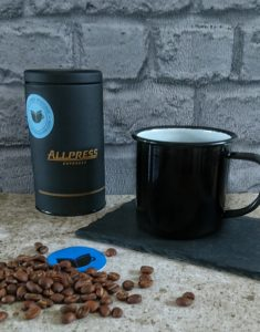 Allpress Espresso Wahana estate two of a kind blend