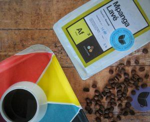 Coutume fra Paris og deres Burundi kaffe