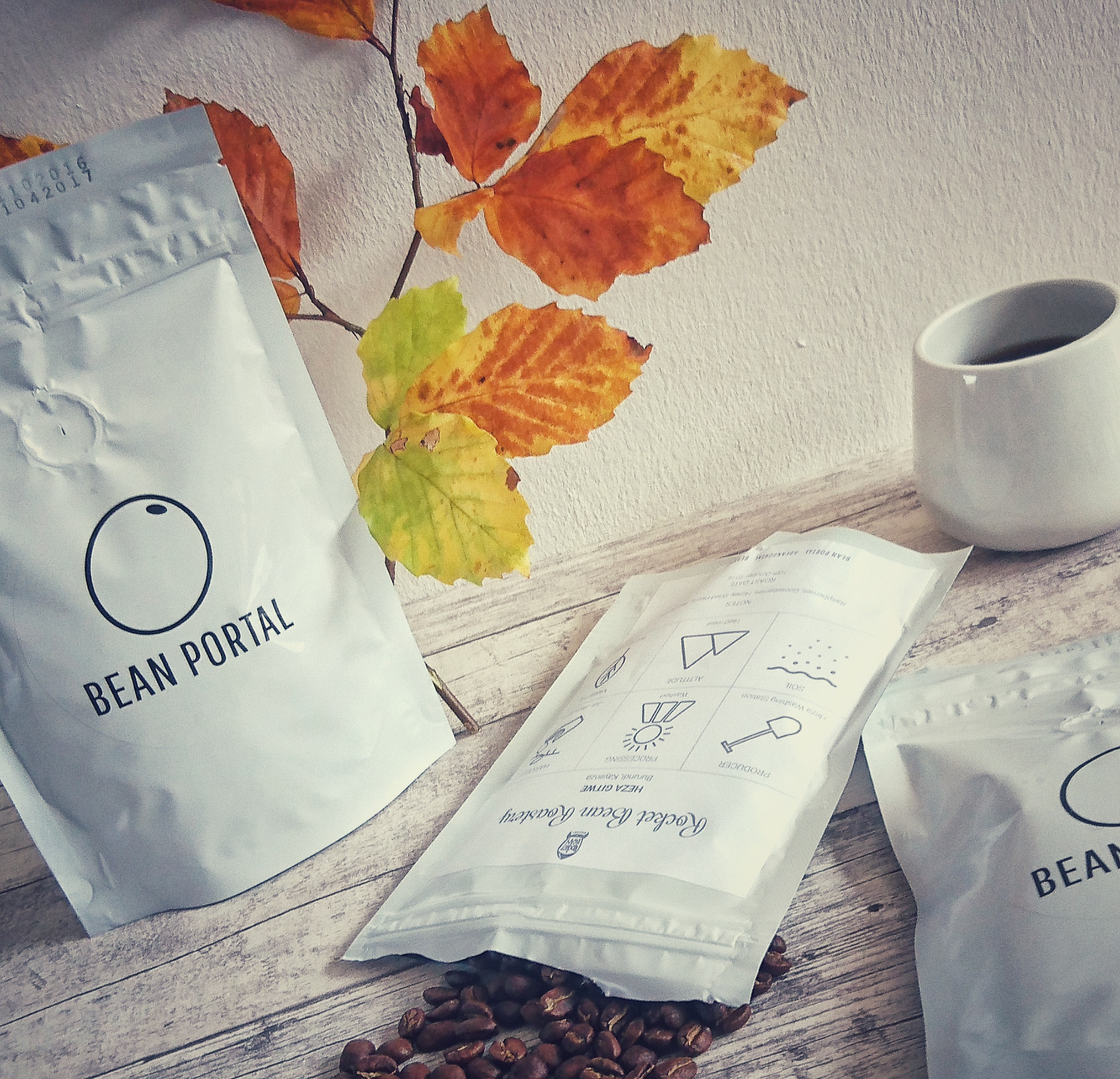Rocket Bean Roastery fra Letland i oktober måneds tasting box fra Bean Portal.